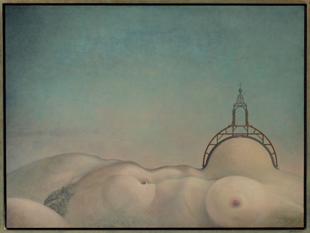 La Cúpula (640), Josep Maria Subirachs