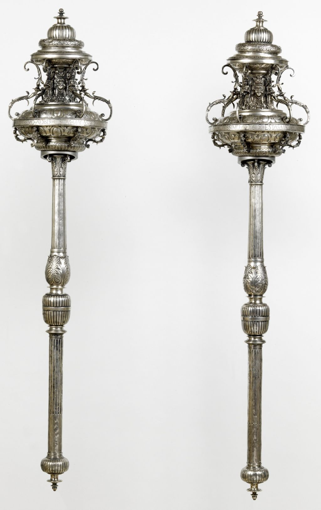 Pair of maces, Spain