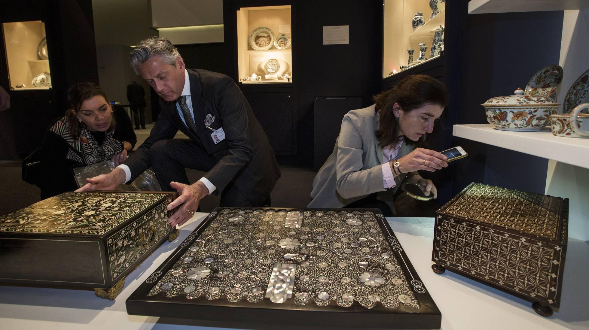 La feria de Maastricht se blinda frente a falsificaciones de arte
