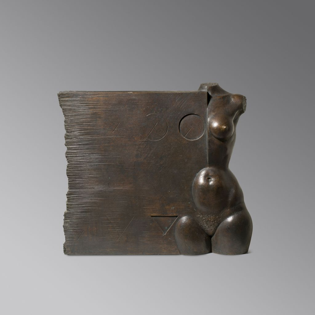 Escultura Galatea - Subirachs | Galeria de Arte en Barcelona Artur Ramon