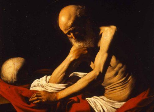 Caravaggio fa cent anys a Montserrat