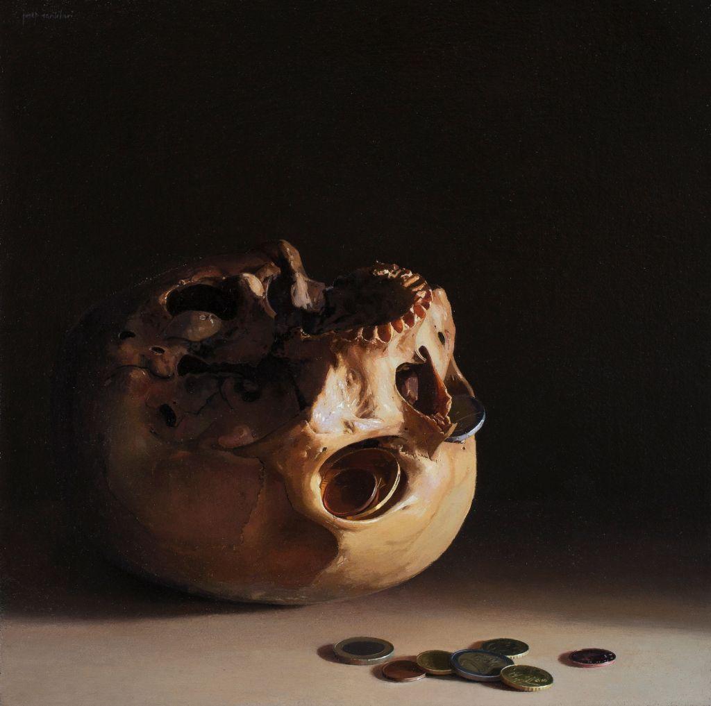 Josep Santilari, Vanitas. Greed