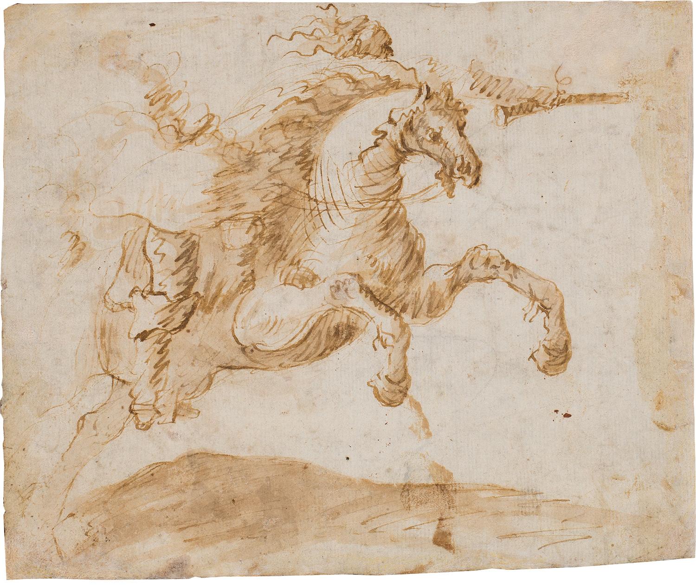 Soldat a cavall, Esteban March