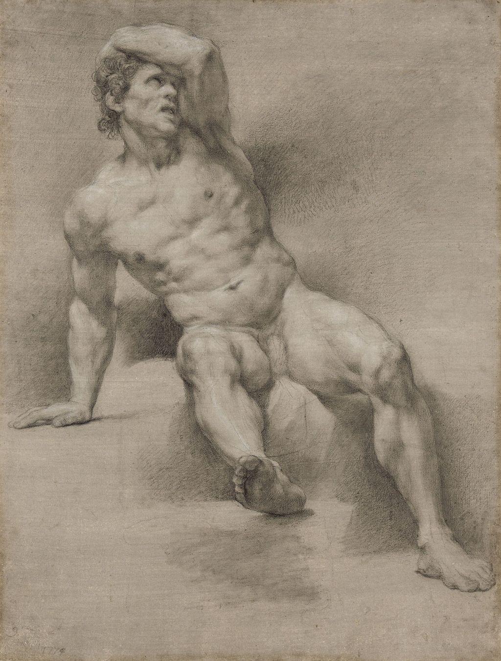 Nu masculí, Anton Rafael Mengs