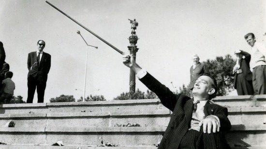 """Ricard Mas explora les relacions entre """"Dalí i Barcelona"""""""