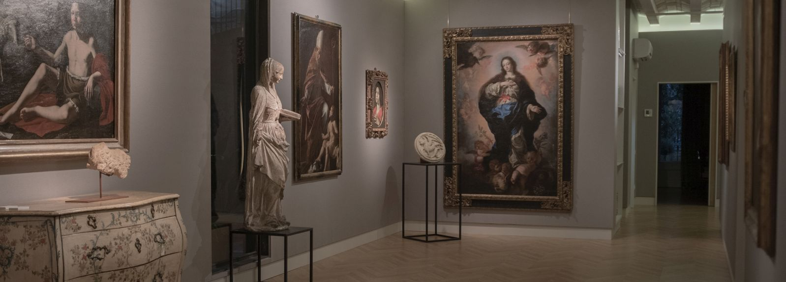 Quatre caravaggistes: Bassetti, Borgianni, Caracciolo i Ribera