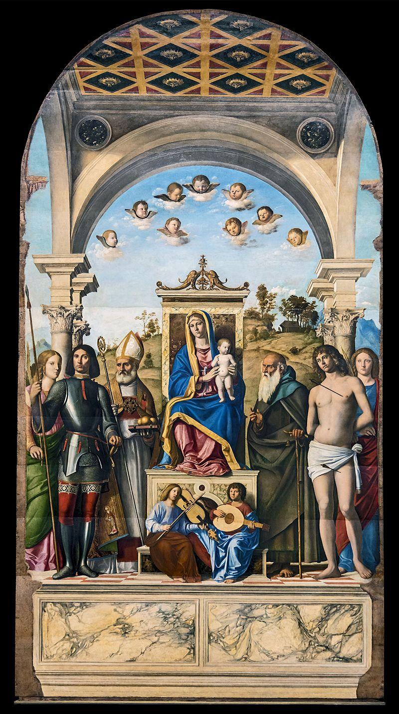 Cinco siglos de pintura veneciana
