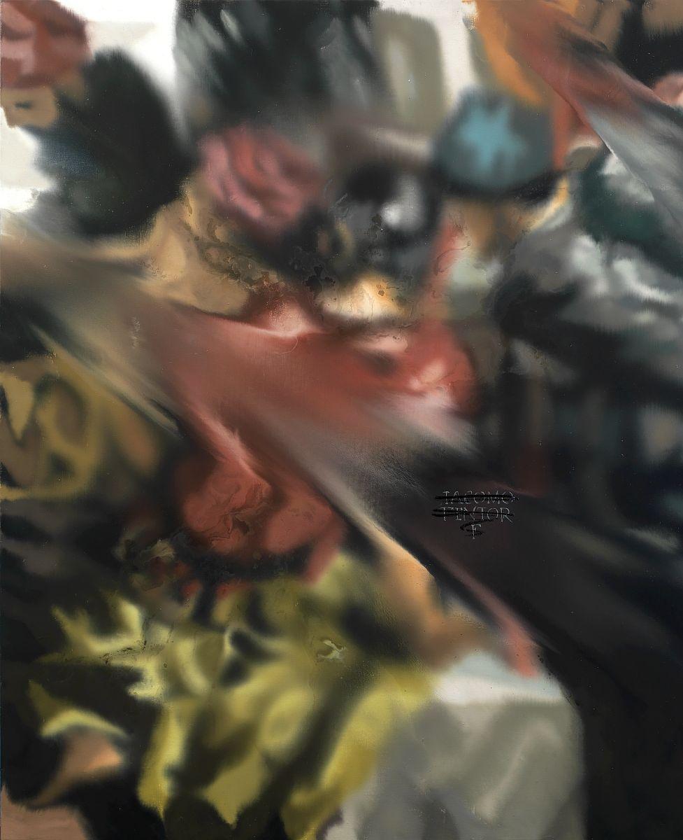 Jorge R. Pombo reinterpreta a Tintoretto en el V centenario de su nacimiento