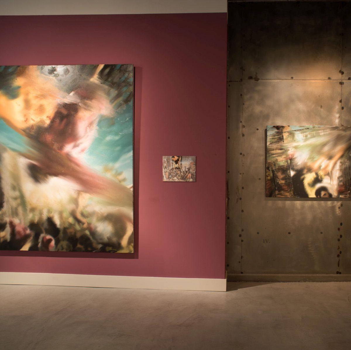 Variacions de Tintoretto
