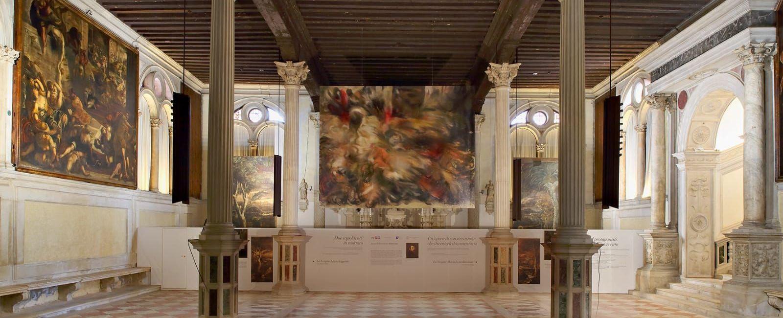 """Tintoretto, lo spagnolo Pombo celebra i 500 anni del maestro del Rinascimento"""""""