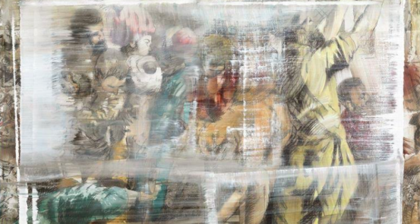 Artur Ramon Art commemora el V centenari de Tintoretto amb Jorge R. Pombo