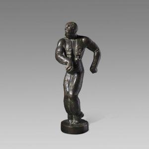 Manolo Hugue - Escultura bailador