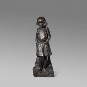 Manolo-hugue-escultura-Gaby
