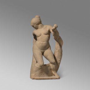 Manolo Hugué - Escultura de mujer