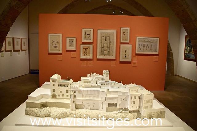Centenario Museu Maricel Sitges