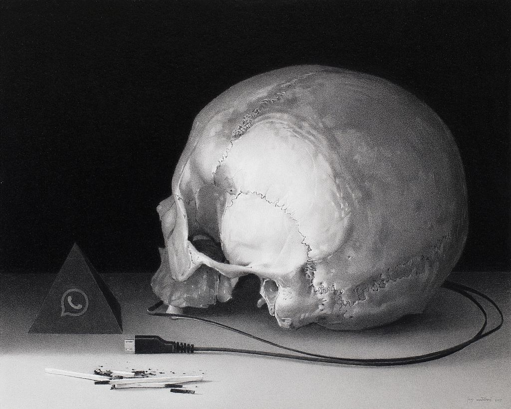 Josep Santilari, Vanitas. The new Gods