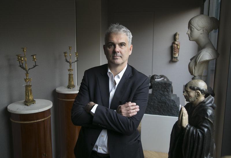 """""""Des del punt de vista de l'art, Barcelona és una ciutat de províncies"""""""