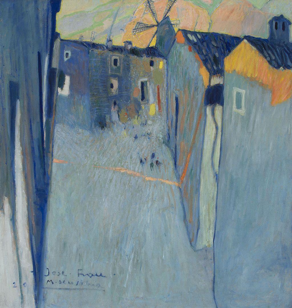 Landscape, José Frau