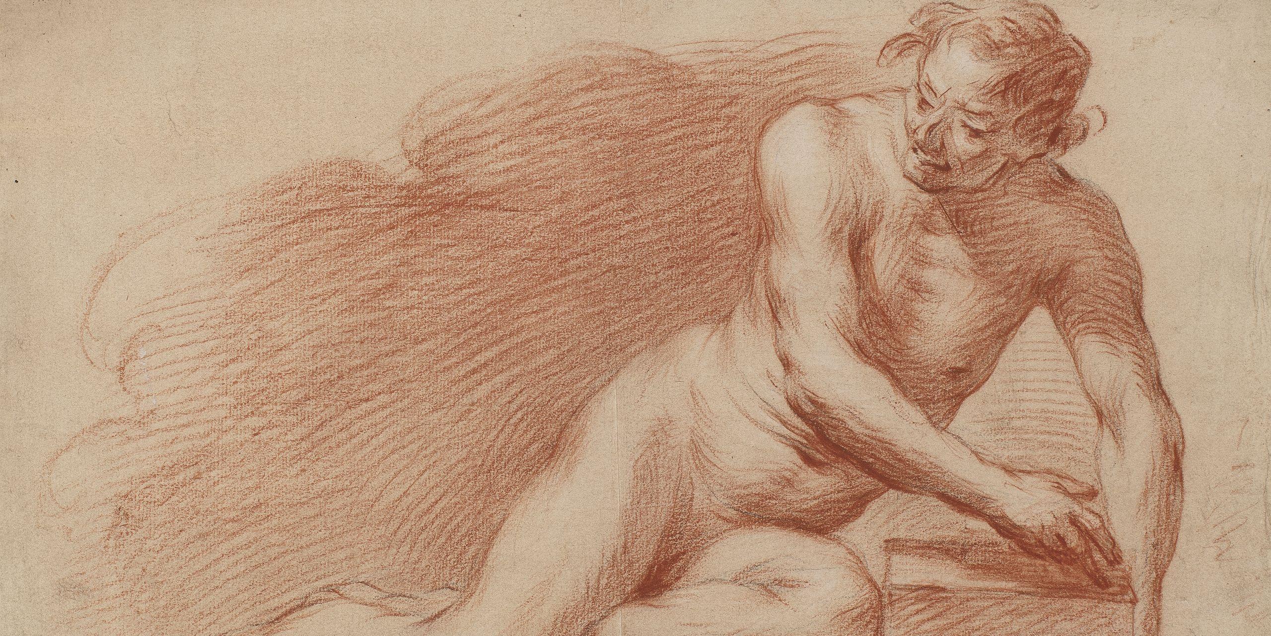 Palomino, Academia de desnudo