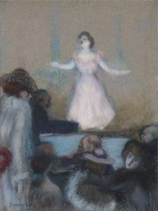 Joaquim Sunyer, Cabaret