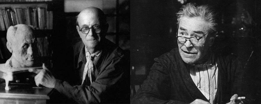 Manolo Hugué i Josep Pla, vides creuades