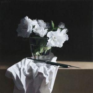 Josep-Santilari-flores-pintura-galeria-de-arte