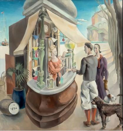 Un amplio catálogo razonado recupera el universo artístico de Mariano Andreu
