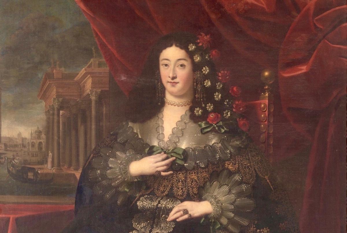 Retrato de una dama veneciana