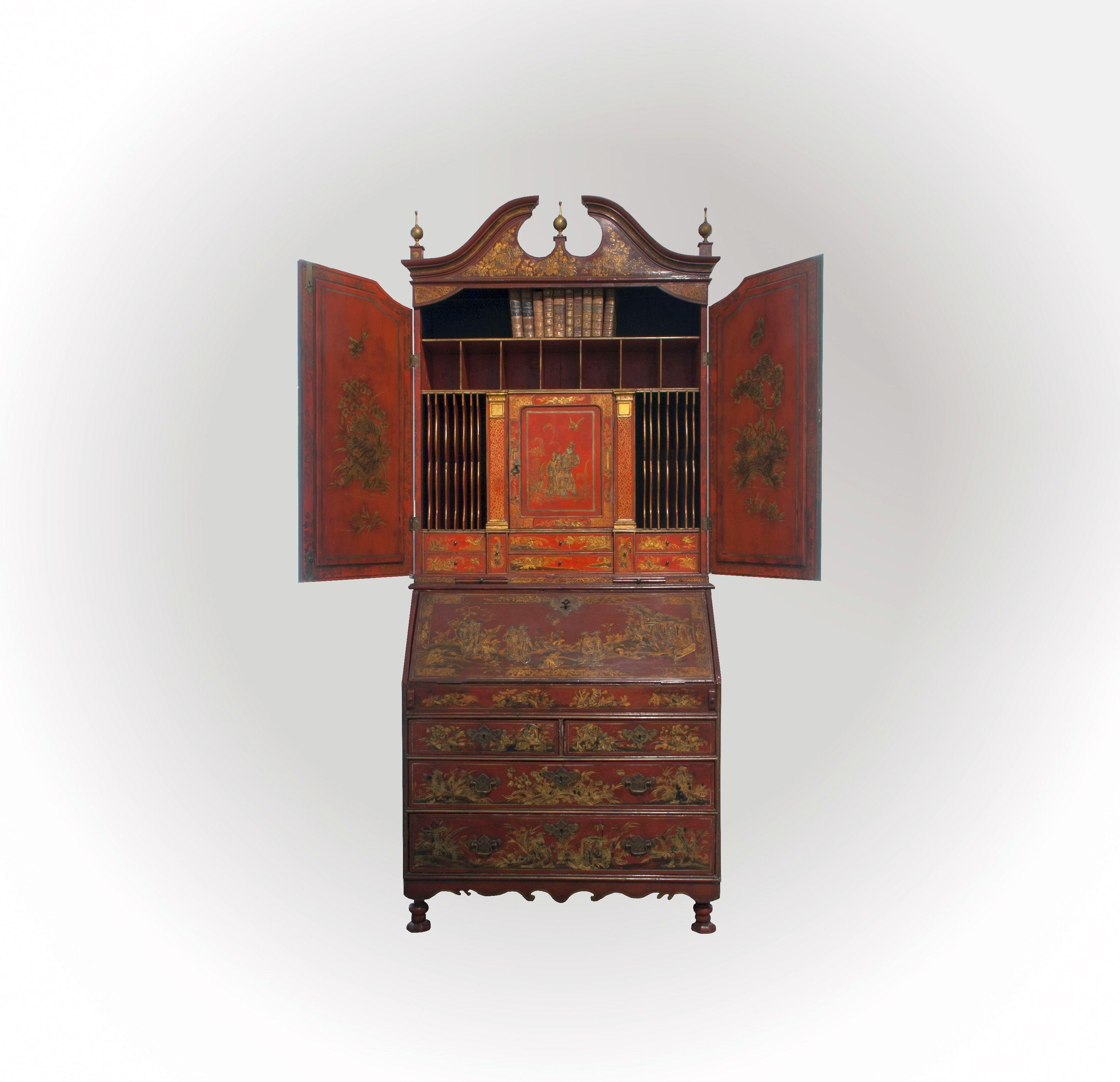 Bookcase Reina Anna, Inglaterra