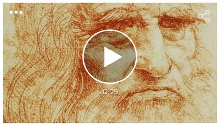 Leonardo, Goya, un documental de la BBC i els mòbils als museus