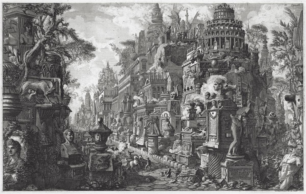 Historias de anticuarios y de famas: breve autopsia
