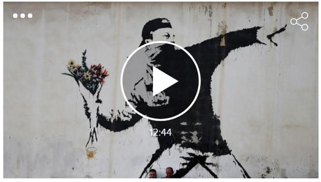 Banksy ven les seves creacions per comprar un vaixell per rescatar immigrants