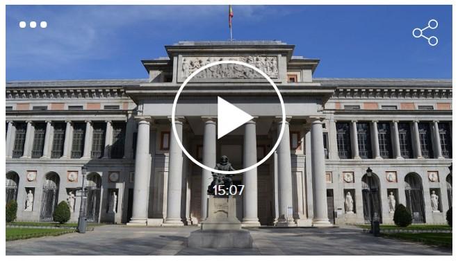 Artur Ramon amb Daniel Giralt-Miracle. 200 anys del Museu del Prado