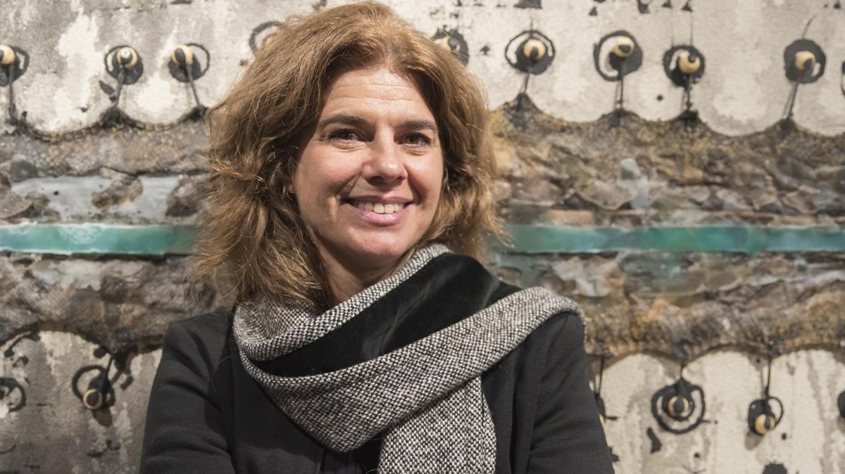 Mònica Ramon: «Galerías y museos están a la cola de la inversión cultural»