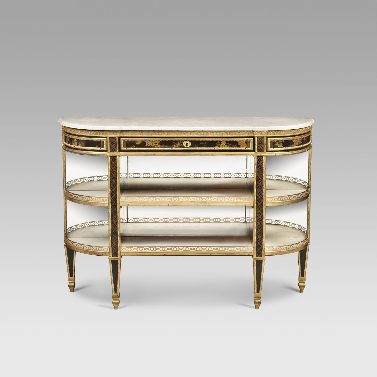 Commode Louis XVI, Claude-Charles Saunier