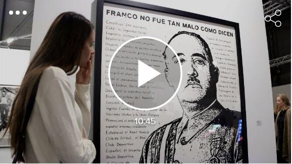 SECCIÓ. Artur Ramon. ARCO i la polèmica pel quadre amb Franco
