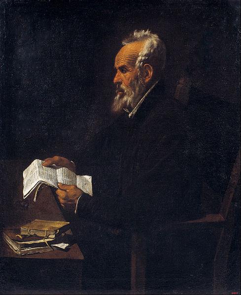 ¿Pintó Velázquez a Ramon Llull?