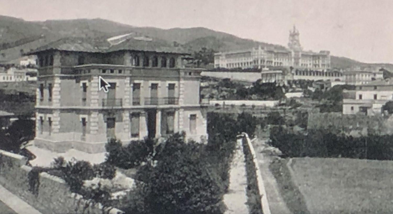 Una casa post mortem. La torre a Sarrià de l'alcalde Rius i Taulet