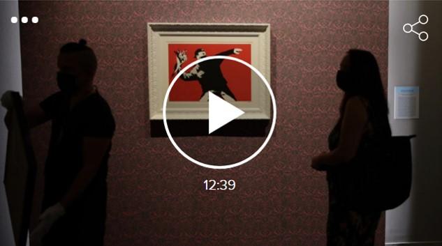 El Picasso de Tarradellas i l'exposició de Banksy a Roma