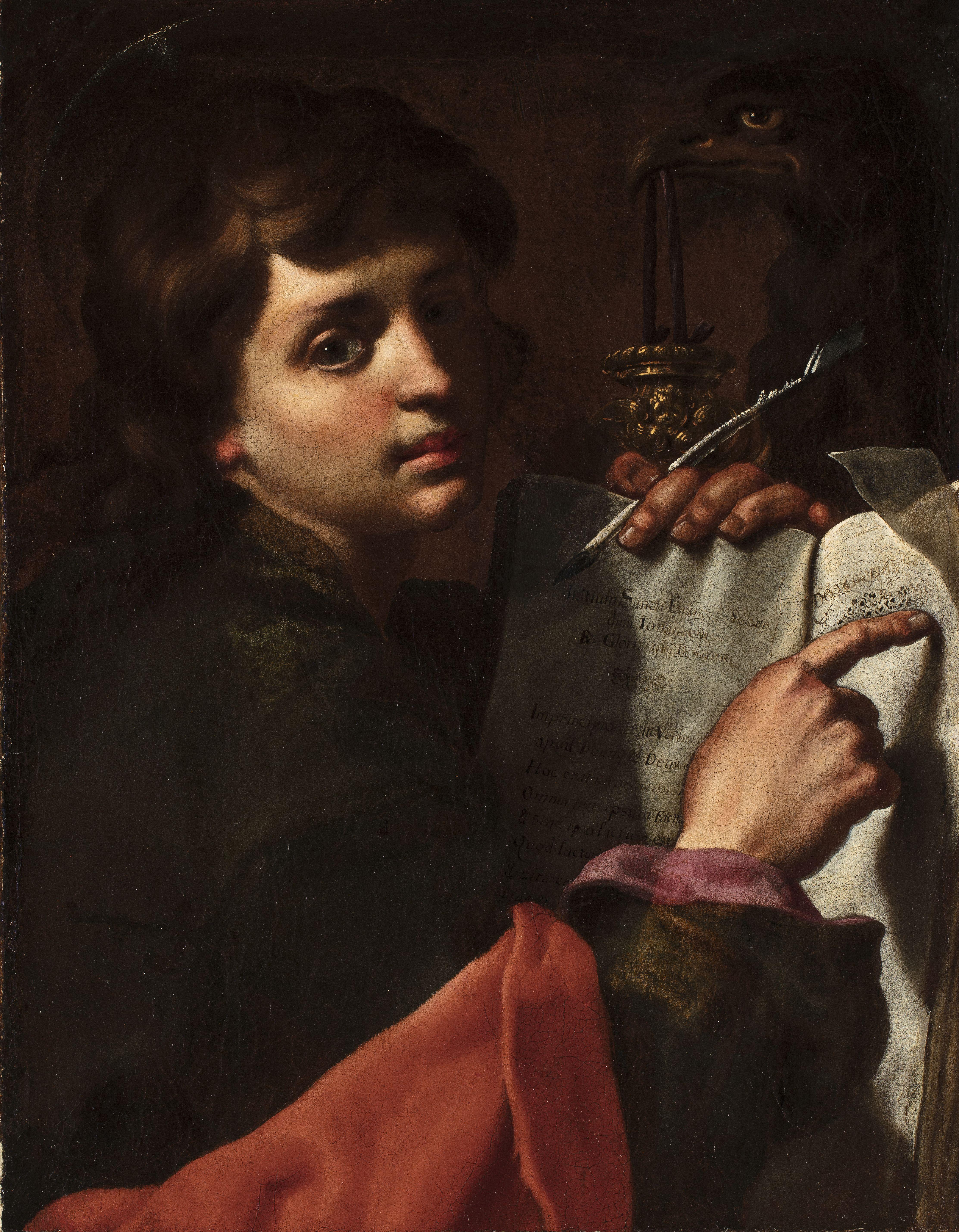 Alessandro Rosi, Saint John the Evangelist, Alessandro Rosi