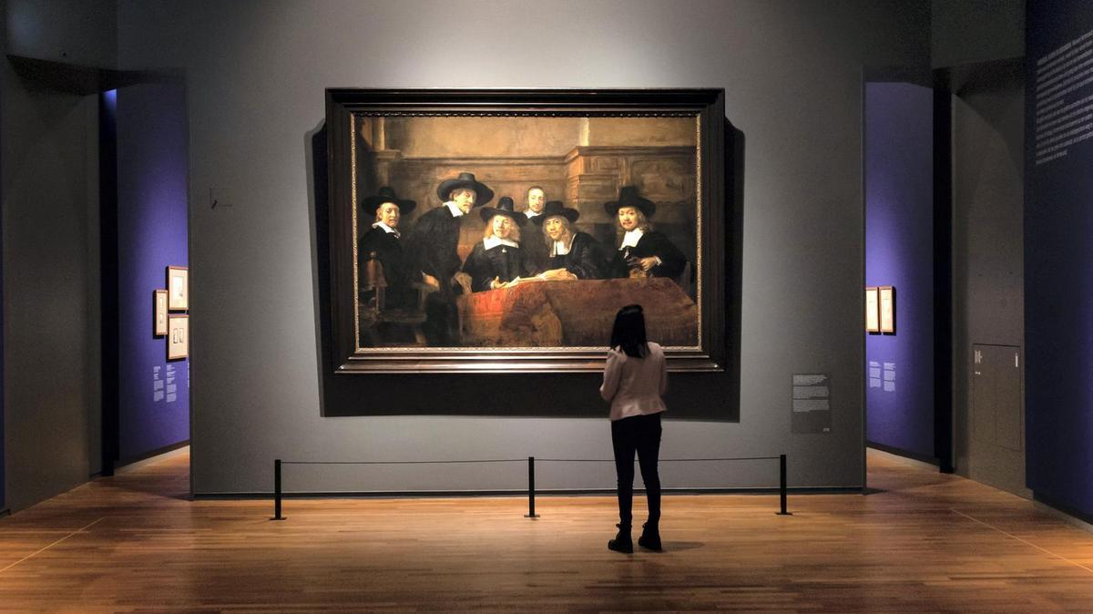 Breviari: Rembrandt