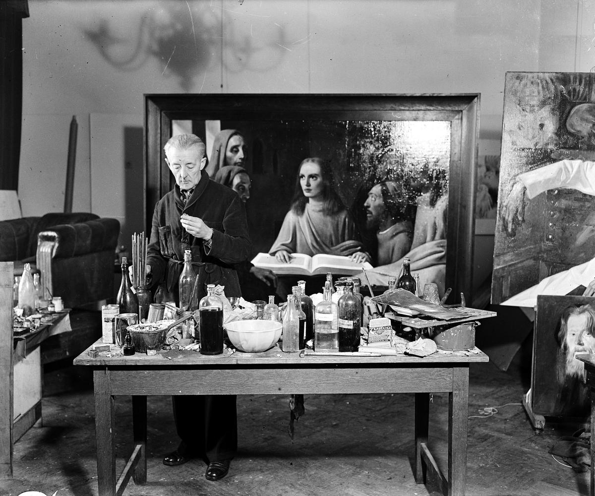 Breviario: Vermeer de Fake
