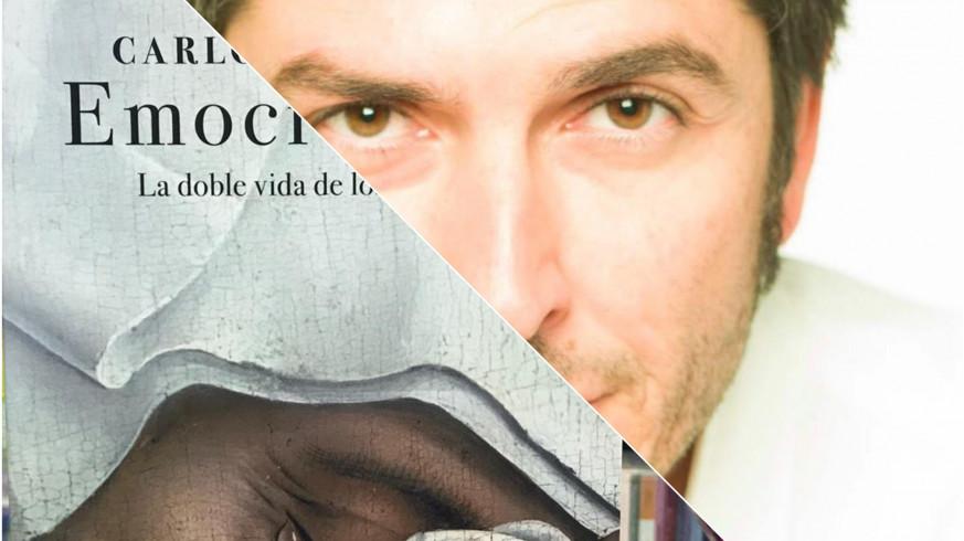 "Artur Ramon amb Carlos del Amor (periodista) La polèmica de Barceló i el llibre ""Emocionarte: la doble vida de los cuadros"""