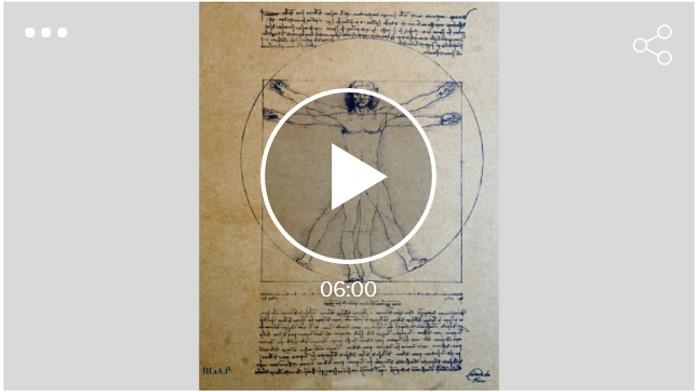Microorganismes a dibuixos de Leonardo