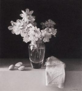 Josep Santilari, Flores de almendro