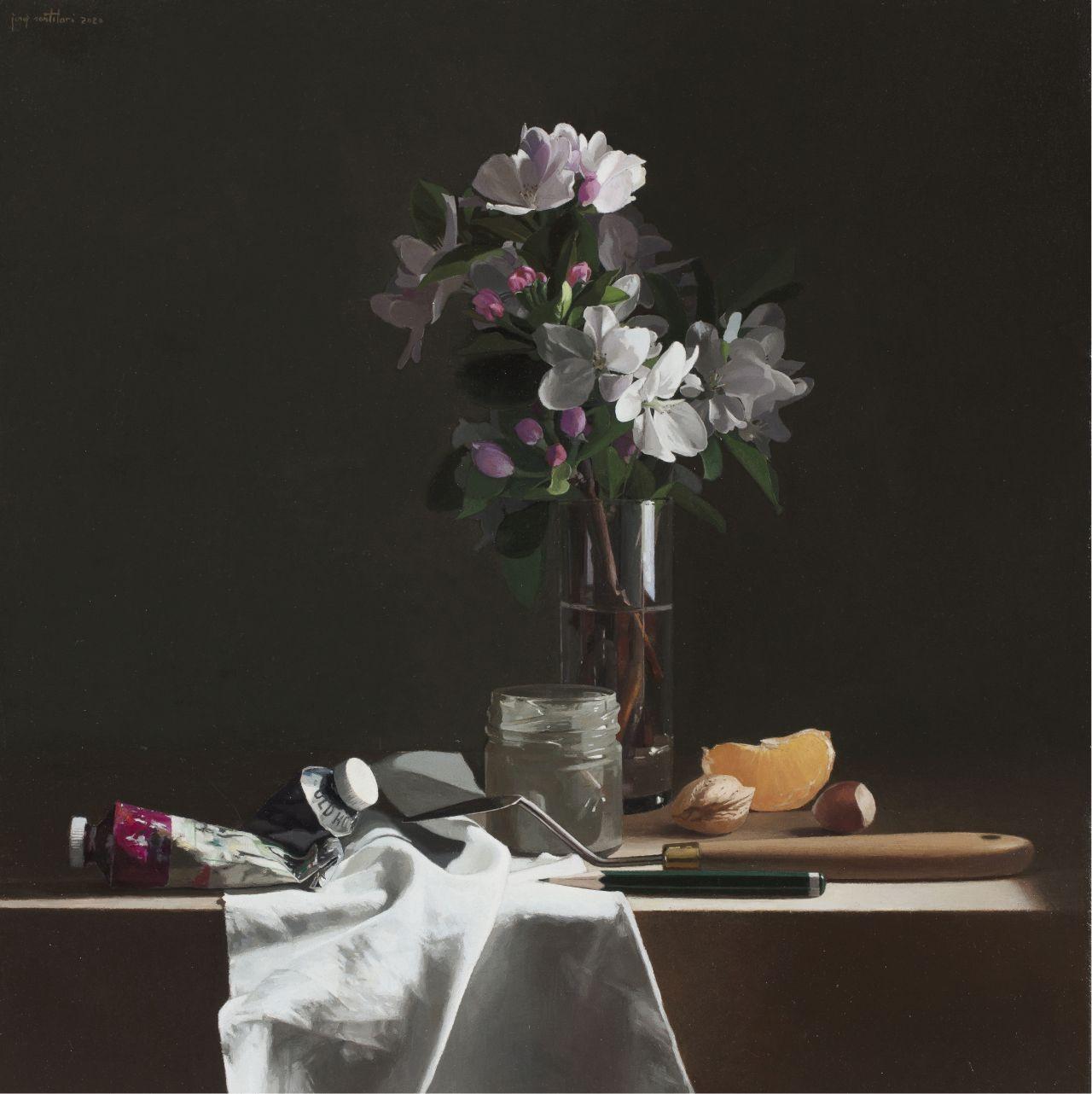 El tema. Fantin-Latour, Josep Santilari