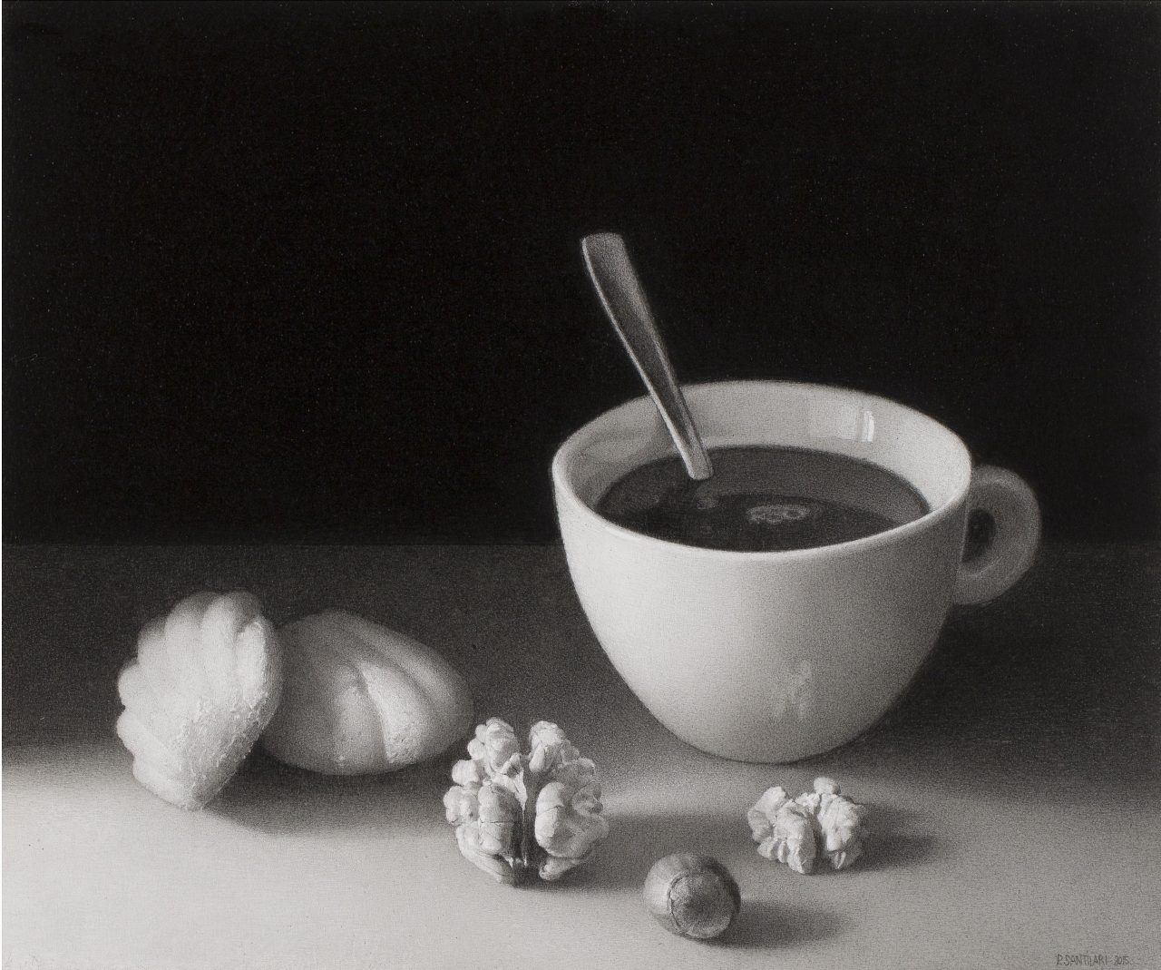 Pere Santilari, L'hora del te