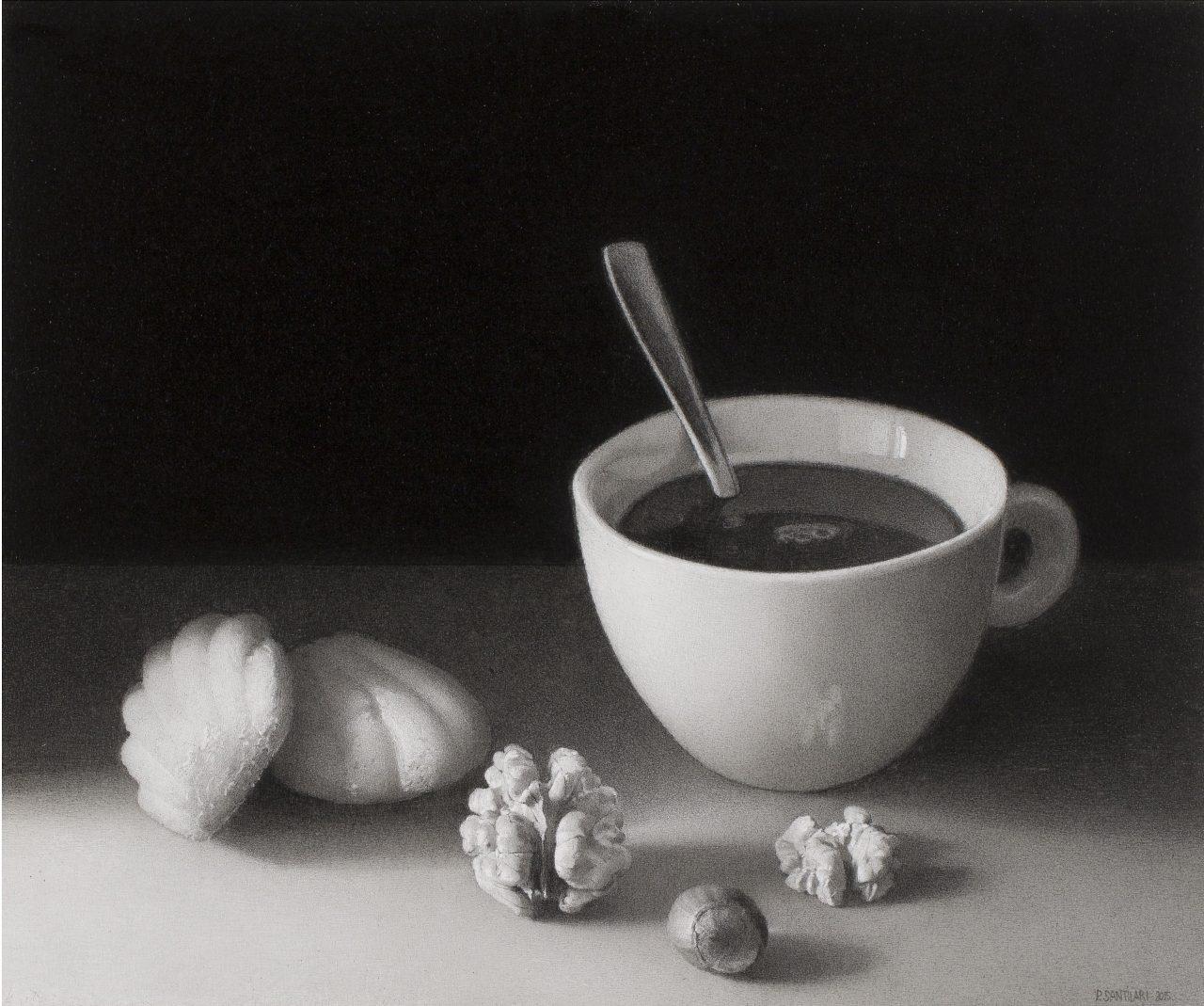 La hora del té, Pere Santilari