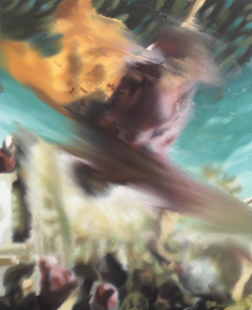 Jorge-Pombo-variaciones-tintoretto-pintura