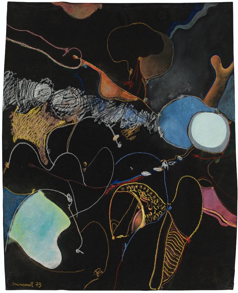 Josep-Guinovart-pintura-contemporanea-abstracta